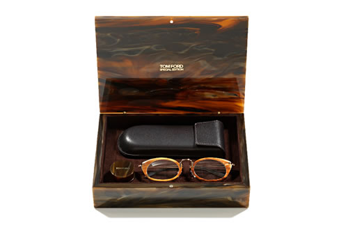 Tom Ford Special Edition Eyewear Collection Spring 2012